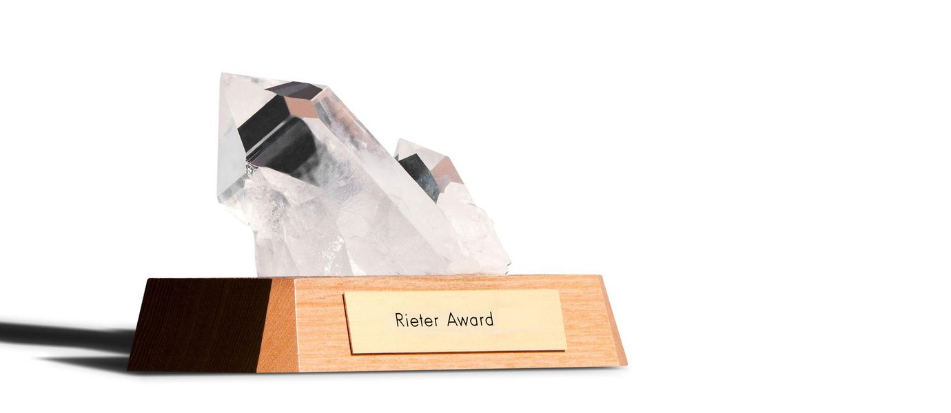 The Rieter Award for students