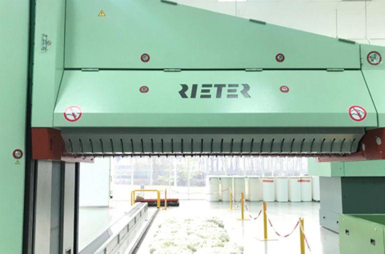 Modernization Solutions: Rieter