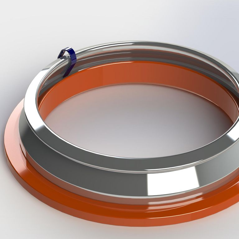 redORBIT spinning ring for highest speeds