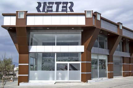 Rieter service branch in Kahramanmaraş, Turkey