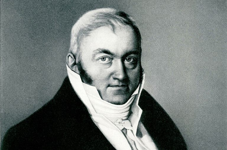 Johann Jacob Rieter, founder of the company in 1795