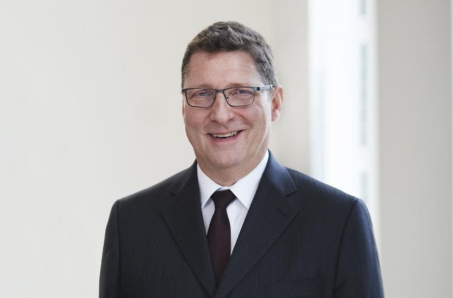 Portrait of Norbert Klapper, Chief Executive Officer